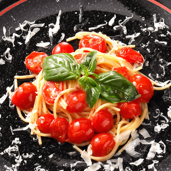 夏のおすすめメニュー『プチトマトのパスタ』