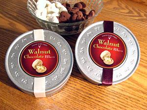 ウォールナッツチョコレート