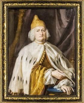 アルヴィーゼ・モチェニーゴ4世の肖像画