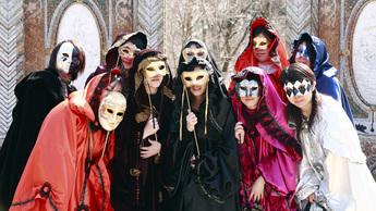 箱根ガラスの森美術館 ヴェネチア仮面祭