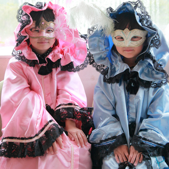 箱根ガラスの森美術館 「ヴェネチア仮面祭」