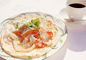 ご入館と朝食のお得なセットプラン