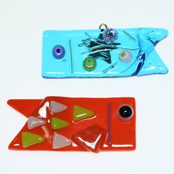 フュージング体験工房:鯉のぼり