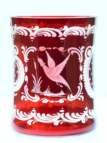 エーゲルマンガラス:雉