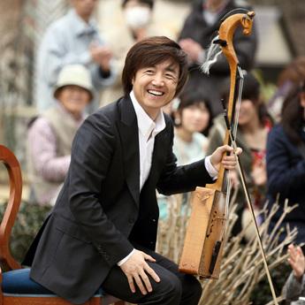 賽音吉雅(セーンジャー) 馬頭琴コンサート
