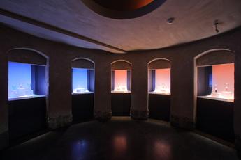 特別展示:大平 洋一の祝宴のモダン・ヴェネチアン・グラス坏