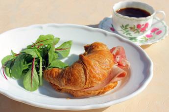 ゴルデンウイーク期間限定朝食セット