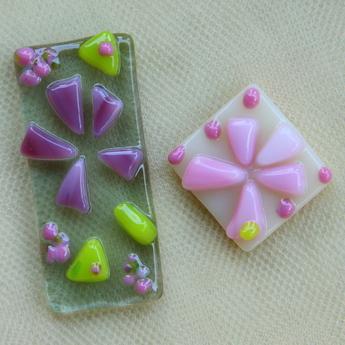 フュージング体験工房:桜