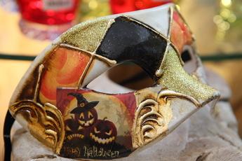 ハロウィンバージョン・マスク