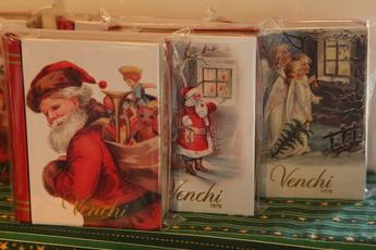 ヴェンチ・チョコレート クリスマス限定ブック缶