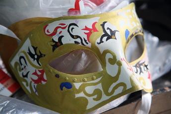 ヴェネチア仮面作成工房