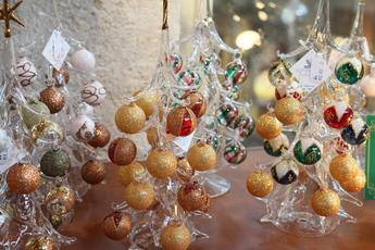 パリーゼの「ガラスのクリスマスツリー」
