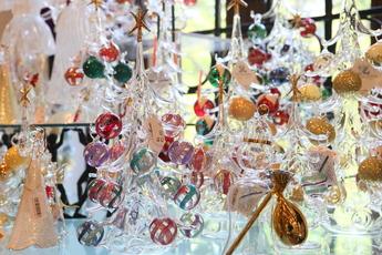 パリーゼの「ガラスのクリスマスツリー