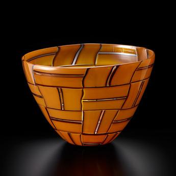 展示作品のご紹介:テッセレ・アンブラ(琥珀を織る)