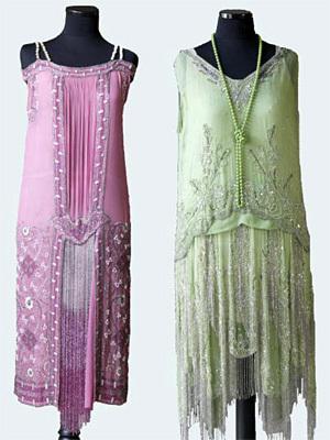 「イブニング・ドレス 」20世紀初頭