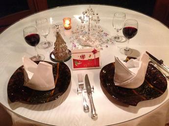 カフェテラッツァ クリスマスディナーコース
