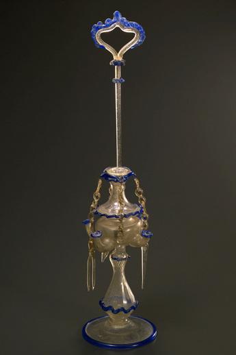 展示作品のご紹介:オイルランプ