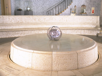 ガラスの泉 LA FONTANA DI VETRO