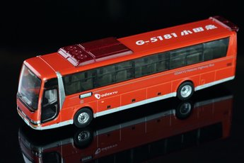 箱根ガラスの森ハイウェイバス