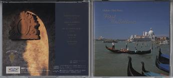 カンツォーネのファーストアルバム
