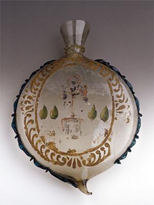 展示作品のご紹介:聖ニコラウス文聖水瓶