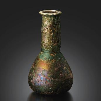 展示作品のご紹介:長頸瓶